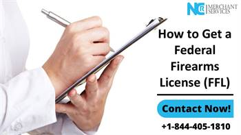 How to Get an FFL?   Federal Firearm Licensee
