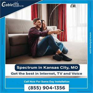 Compare Prices and Plans for internet in your area now! in Kansas City, MO