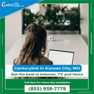 CenturyLink: The Choice for High-Speed Internet Kansas City, MO