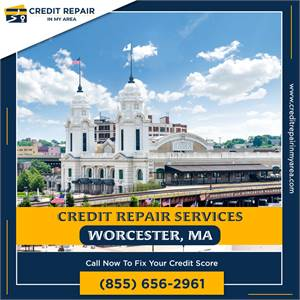 Your Source for the Best Credit Repair Services in Worcester, MA
