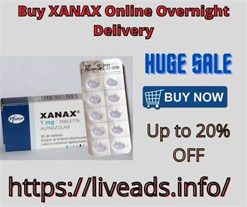 Buy Xanax Online Overnight Delivery