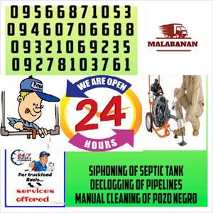 malabanan siphoning services 09321069235/09152334497