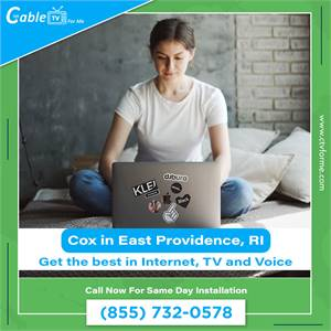 Cox Internet East Providence - Home Internet Plans & Pricing