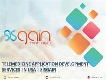Top Telemedicine Software Platforms in USA | SISGAIN