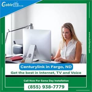CenturyLink Internet in Fargo with Unlimited Data