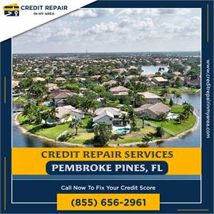 Get a free copy of your credit report today Pembroke Pines, FL