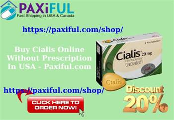 Buy Cialis Online Without Prescription - Paxiful.com