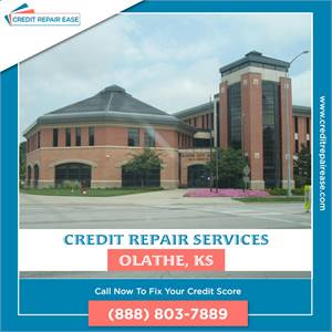 Get Credit Repair Services in Olathe, KS in Quick Time