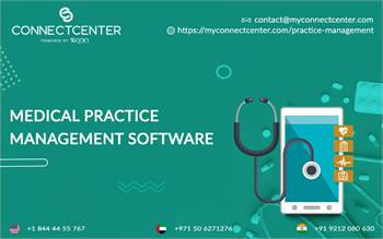 Medical Practice Management Software   in USA  l CONNECTCENTER
