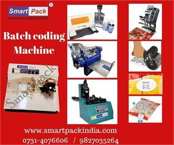 Batch Coding Machine MRP and Date Printing Machine