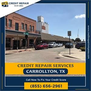Get best Credit Repair Services in Carrollton
