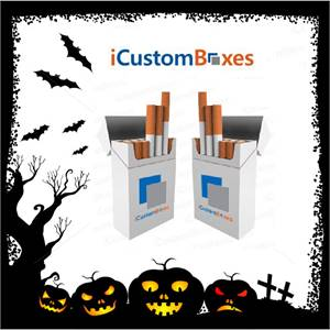 Get Custom Cigarette Boxes to make fans this Halloween