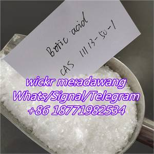 cas 5413-05-8 Oily Fish Flake Form CAS 11113-50-1 Boric Acid Flakes