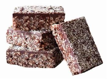 Buy Cannabis Chocolate Crispy Bites