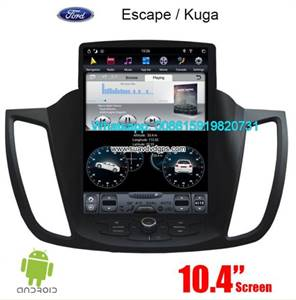 Ford Escape Kuga 2013-2018 Tesla Android Radio GPS Multimedia Player