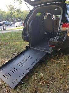 2016 Honda Odyssey EX Mobility Wheelchair Rear Entry