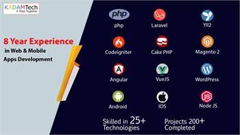 Best IT Software Development Company in India | KadamTech