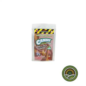 HERBIVORES EDIBLES – CANDY COLA'S VARIETY -150MG THC