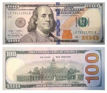 Buy Counterfeit 100 US dollar bills