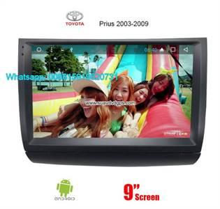 Toyota Prius 2003-2008 Radio Car Android wifi GPS Camera Navigation