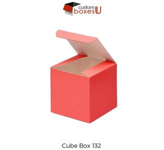 Cube Boxes packaging wholesale in Texas USA