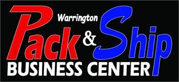 Warrington Pack & Ship Business Center
