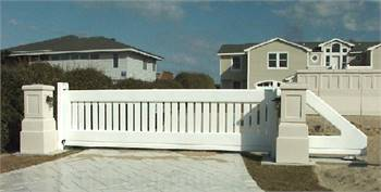 Automatic motorized sliding gates for your Home