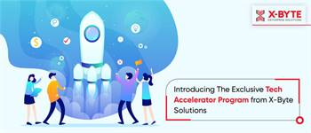 Best Startup Tech Accelerator Program In USA/UAE/CANADA | X-Byte Enterprise Solutions