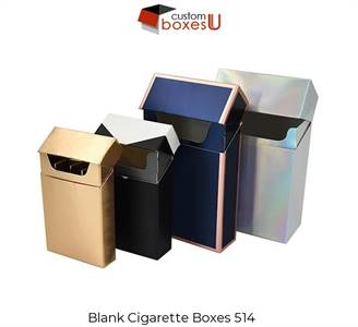 Incredible Blank Cigarette Boxes Wholesale and Point of Sale Material in Texas, USA