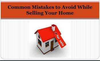 Avoid this serious mistake when selling your home