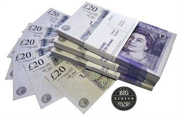 Grade AA New British Pound notes for sale