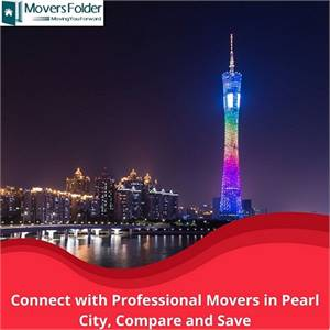 Connect with Professional Movers in Pearl City, Compare and Save