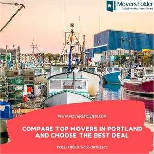 Compare Top Movers in Portland and Choose the Best Deal
