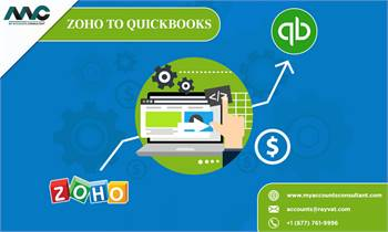 The Stress Out Of Switching From ZohoBooks To QuickBooks Online