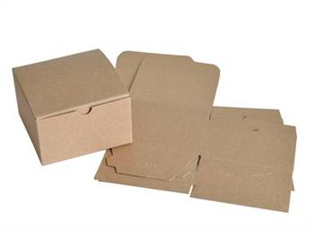 Custom Kraft Paper Packaging Boxes Wholesale