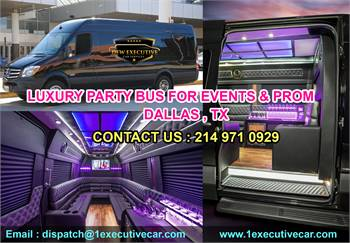 Limousine Car Dallas