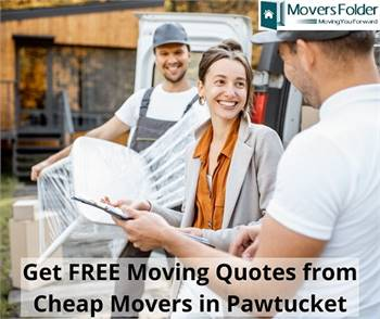 Get FREE Moving Quotes from Cheap Movers in Pawtucket