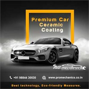Ceramic coating services in Thoraipakkam