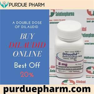 Buy Dilaudid Online-Purdue Pharm