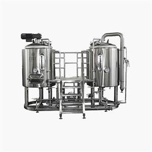 Competitive Price 3bbl Nano Brewery Brewhouse Small Brewing System Exporter