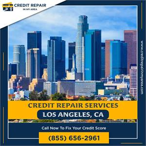 Discount Available on Credit Repair Services in Los Angeles, CA
