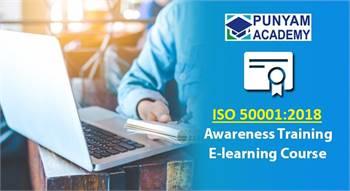 Online ISO 50001 Awareness Training