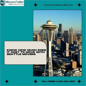 Know How Much Does it Cost to Move with Seattle Movers