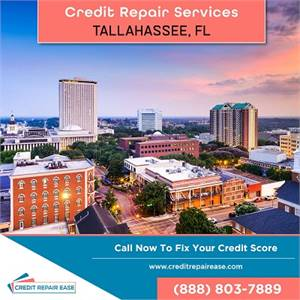 The Credit Repair Process and How It Works In Tallahassee, FL