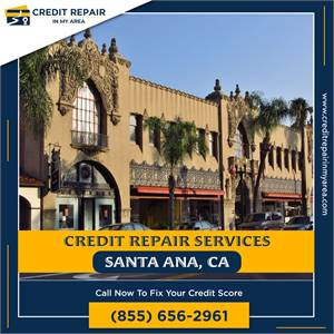 Get Your Free Credit Report Today in Santa Ana, CA