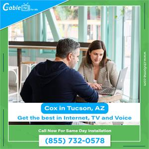 We will give you amazing deals on Internet Services in Tucson, AZ
