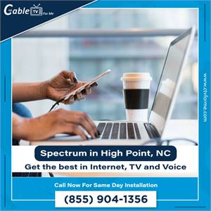 The fastest Internet provider for you in High Point, NC