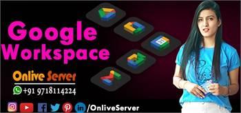 Best Suitable Google Workspace From Onlive Server
