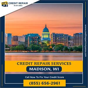 Credit Repair Made Easy in Madison, WI