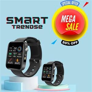T68 Men Women Smartwatch with Body Temperature